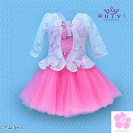 Beautiful frocks for baby girls