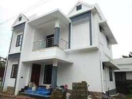 3 bhk 1550 sqft 3.5 cent new build  at aluva kadungallur vrindhavan