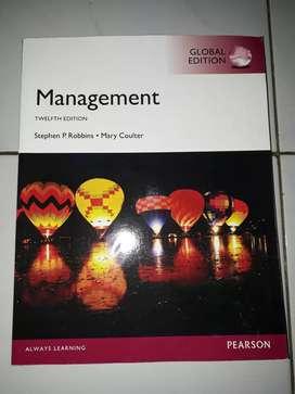 MANAGEMENT TWELFTH EDITION