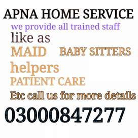 We provide trustworthy home services Ets all staff available