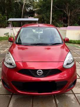 Nissan micra 2013 diesel with showroom service