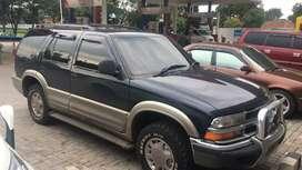 Blazer 2002 LT Luxury Touring (Type Tertinggi)