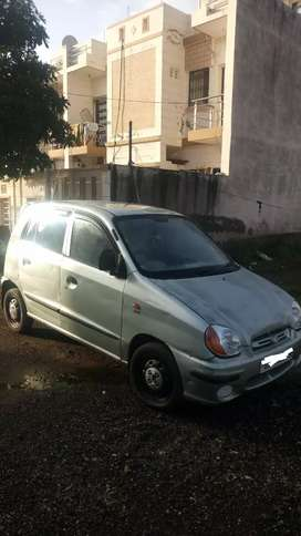 Santro power steering power window and petrol