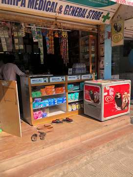 Shop Rent Sector No-1 Ghansoli Mai Raod Near Railway Station