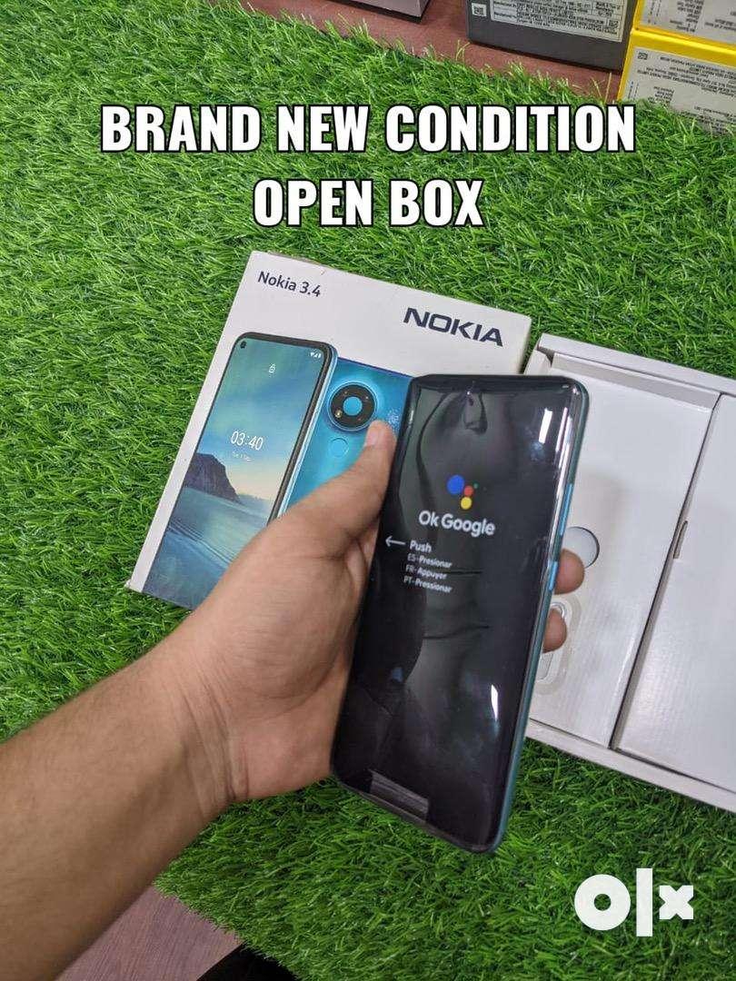 Nokia 3.4 4gb 64gb
