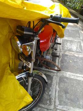 RX 100 YAMAHA WELL CONDITION