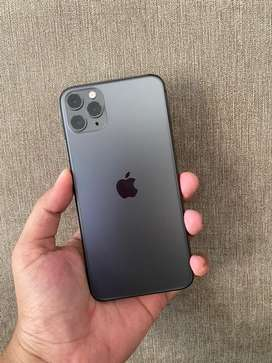Iphone 11 Pro Max 512gb Grey Fulset