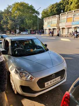 Swift lxi brand new 500 kms only dec 2019