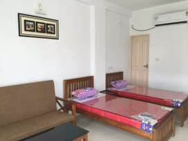 Monthly Rental Single Rooms (Gents) & 2 BHK Apartment At Edappally.