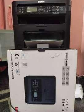 Printer - Cannon image class MF232W