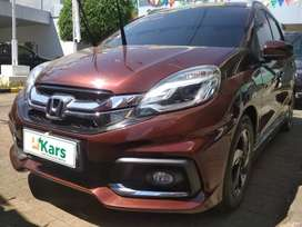 Mobilio RS, metic 2016