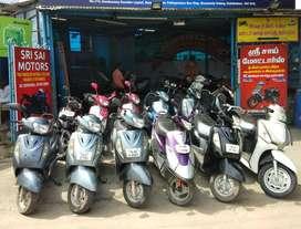 Sri sai motors All types of bikes available