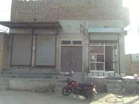 Size 30×40 ,5 bedroom ,3 batroom,3shop corner Bhatta colony riico area