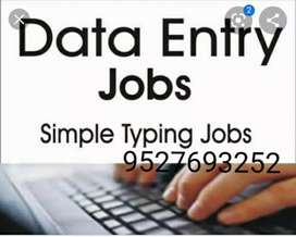 Urgent hiring For Data Entry Operator Work from Home