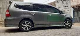 Grand Livina HWS Automatic, Km 73 Ribu, Body Nol Spet, Istimewa