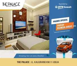 Apartemen The Palace | Lantai Puncak | Lt 14 Unit 9| Pemandangan Indah