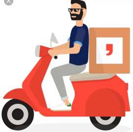 Providing a food delivery jobs