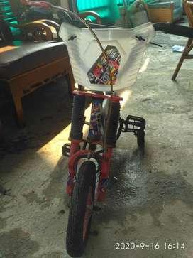 Jual sepeda anak ukuran 12