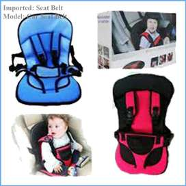 Baby Car Seat Belt, Safety Belt, 	A smart place for learning