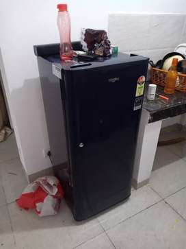Whirpool 190 L 3 Star Fridge Only 1 Month Old