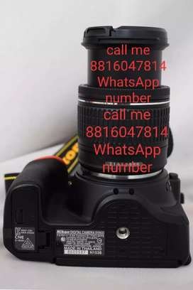 ,Nikon, camera, DSLR bill, charger,