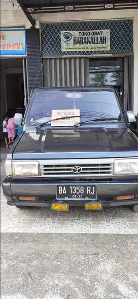 Kijang super deluxe spesial edition