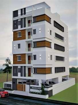 Chinamushidiwada@2bhk flats, Hurryup to get branded flats