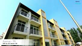 3 BHK Apartment in Wave Estate Sec-85 , Mohali