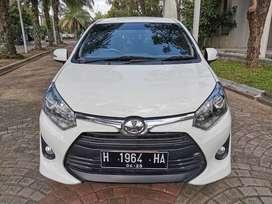 [DP10JT] Toyota Agya 1.2 G AT 2017 Putih murah bs kredit