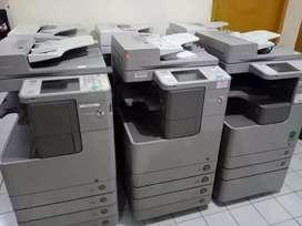 Mesin fotocopi digital baru dan second hemat listrik