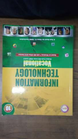 LATEST IT TEXTBOOK FOR CBSE CLASS 10 NEW TEXTBOOK