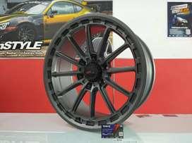 Velg Mobil Pajero Sport dl Ring 20 HSR DPO-02