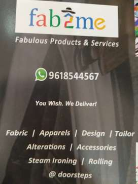 Immediate Requirement for Female Tailors