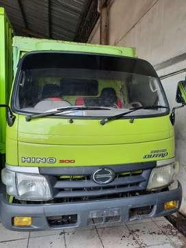 FS Hino Dutro 130HD ban dobel thn 2012 Bak.