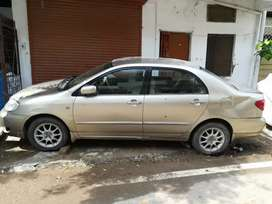 Toyota Corolla For Sale Or Exchange,