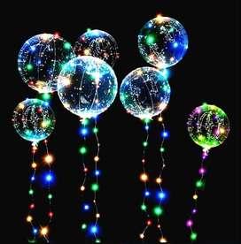 """18"""" LED Balloon / Balon LED 18"""""""