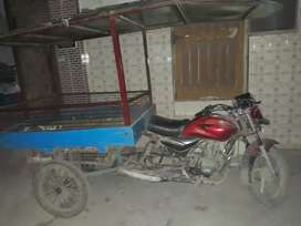 bike cum rikshaw