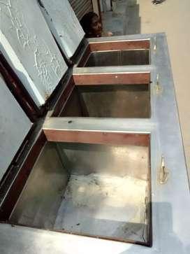 Fridge deep fridge