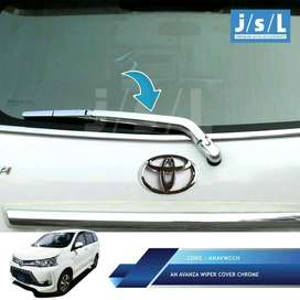 Cover Chrome Rear Wiper All New Avanza, Xenia