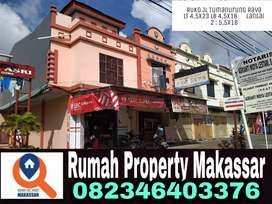 Ruko Jl Tumanurung Raya Gowa 2 Lantai Lt 4,5X23 LB4,5X18 Lti 2 5,5X18