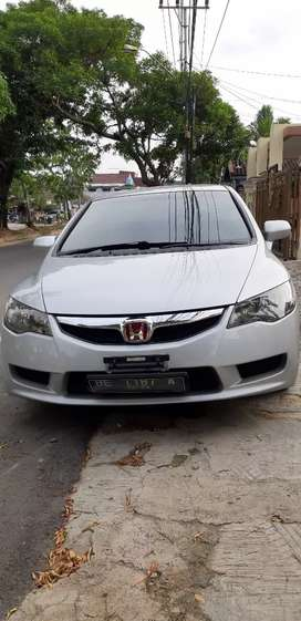 HONDA CIVIC FD Batman 2009 a/t triptonic..antik