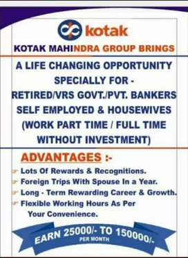 Part time work anybody can do 22year -80 year