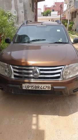 Renault Duster 2015 Diesel Well Maintained
