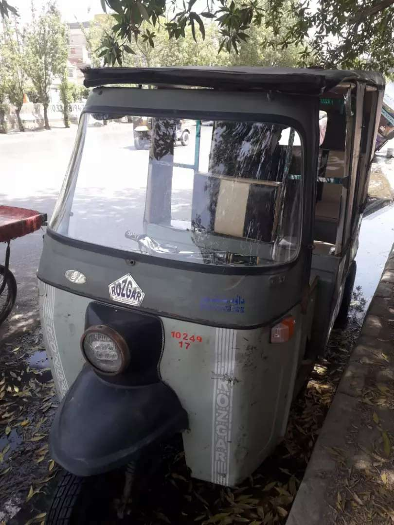 Rozgar rickshaw for sale