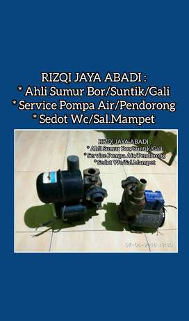 Jasa Service Pompa Air Sanyo Jetpump Servis Pompa Pendorong Otomatis