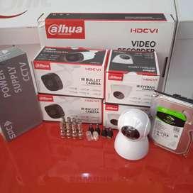 CCTV MURAH 4 CAMERA KOMPLIT