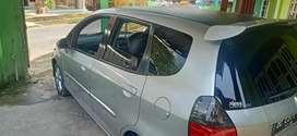 Honda jazz 2007 idsi pajek tidur 4 tahun