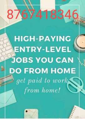 Payment Weekly Basis Part Time or Full Time Both Available.