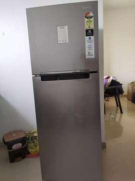 New Samsung fridge (double door) at very lowest cost