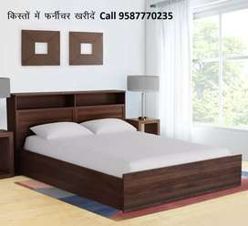 Factory outlet open Offer on Buy New Double Bed With Box 7200,